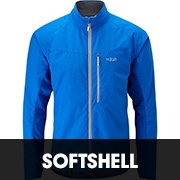 Softshell & Windproof Jackets