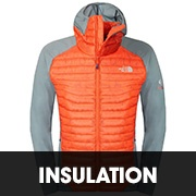 Down & Insulated Jackets/Vests