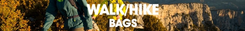 Quality Walking & Hiking Bags from Leading Brands