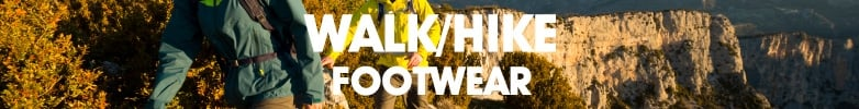 Quality Walking & Hiking Footwear from Leading Brands