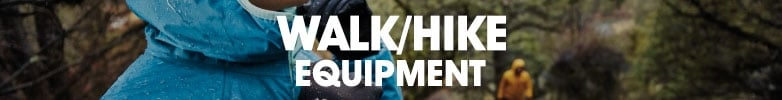 Quality Walking & Hiking Equipment from Leading Brands