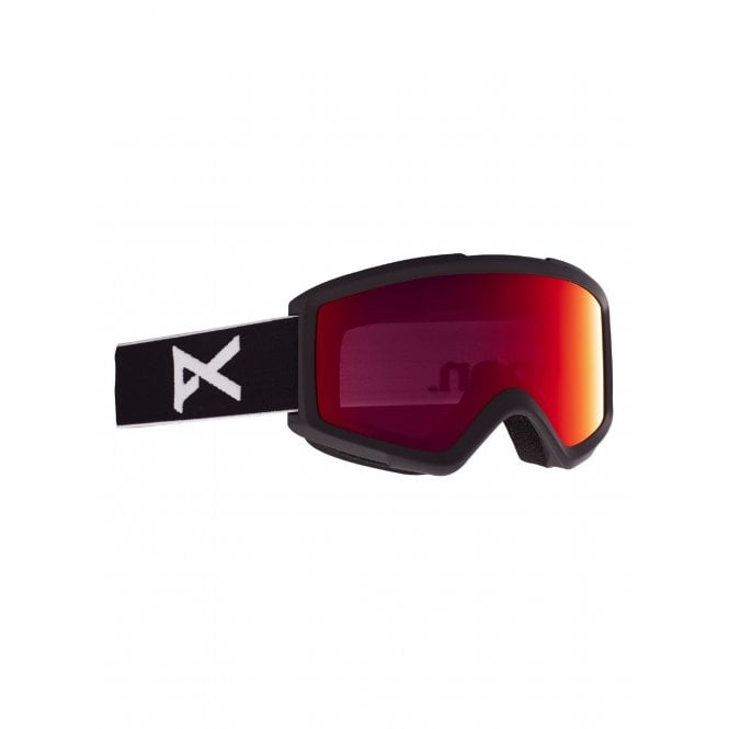 Anon Helix 2 Goggle (W/SPR BLK/P.S.RED)