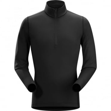 Phase AR Zip Neck Long Sleeve