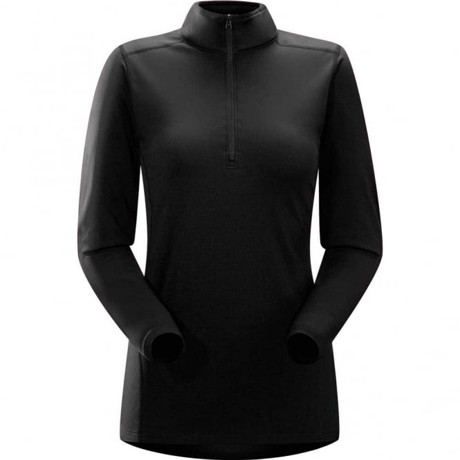 Arc'teryx Phase AR Zip Neck LS Women's