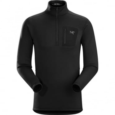 Rho AR Zip Neck
