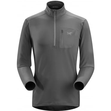 RHO LT Zip Neck Baselayer