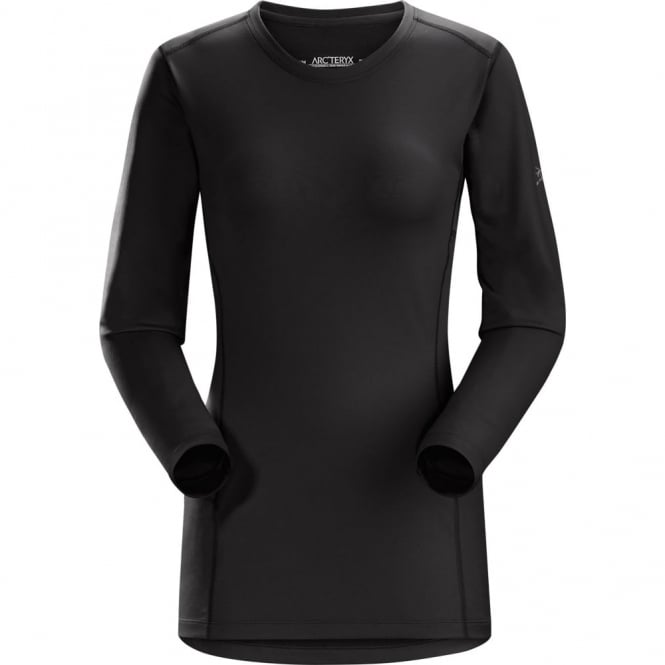 Arc'teryx Women's Phase AR Crew Long Sleeve