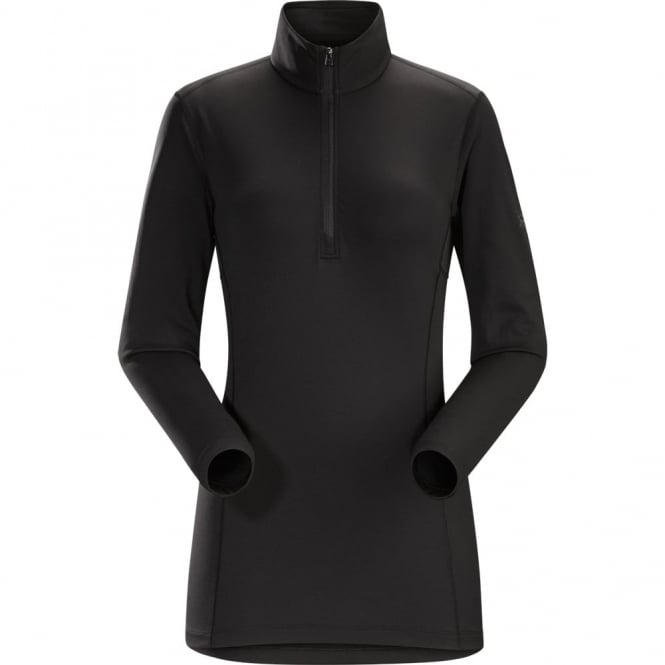 Arc'teryx Women's Phase AR Zip Neck Long Sleeve