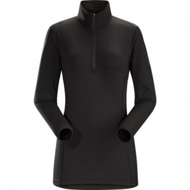 Women's Phase AR Zip Neck Long Sleeve