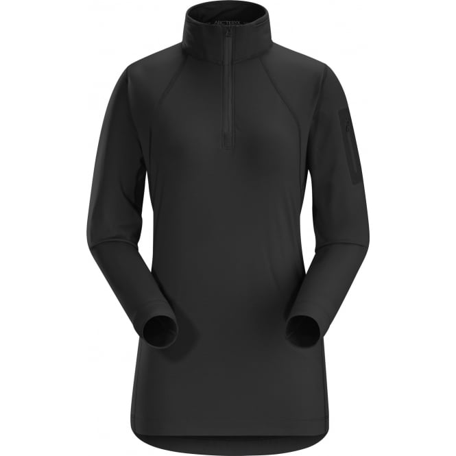 Arc'teryx Women's Rho LT Zip Neck