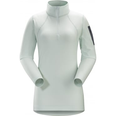 Women's Rho LT Zip Neck