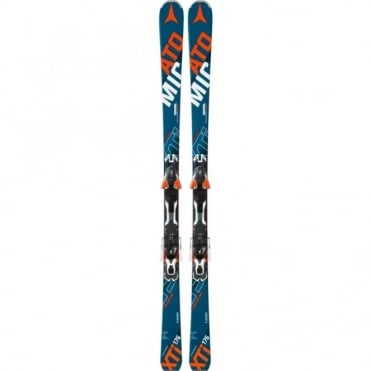 Redster XTI 169cm Skis + XT 12 Bindings