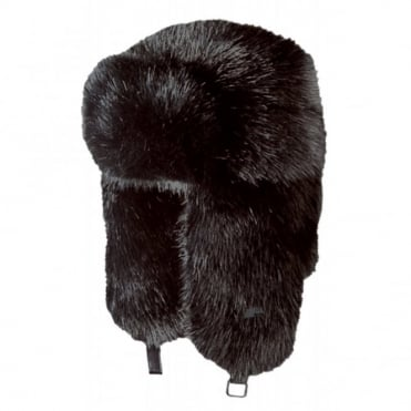 Fur Bomber Hat