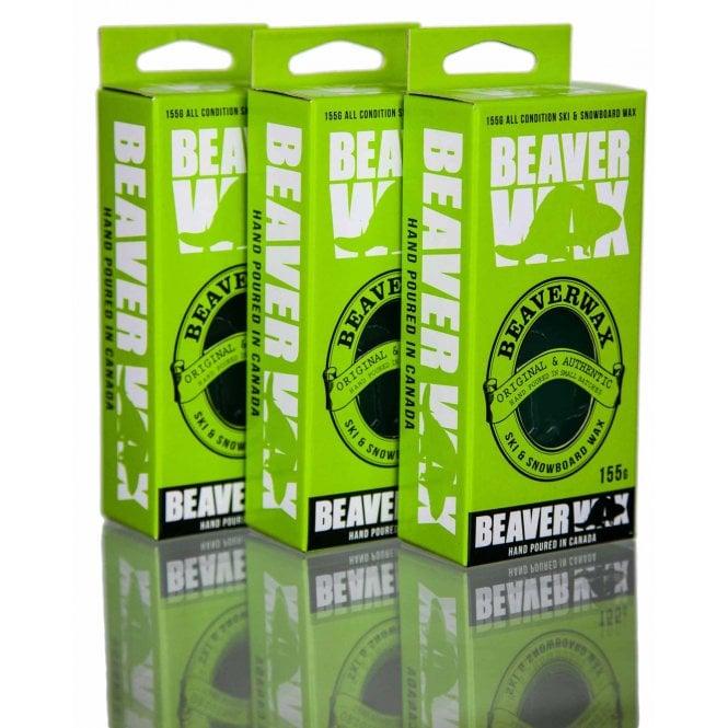Beaver Wax All Temperature 155g