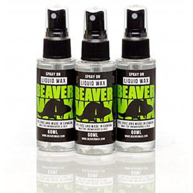 Beaver Wax All Temperature Spray On Wax 2oz
