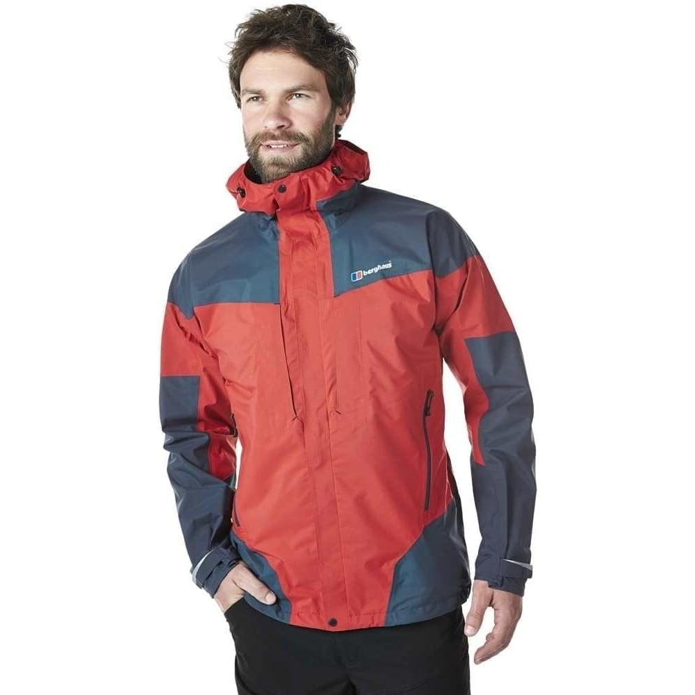 new concept b0f3b b6372 Berghaus Light Trek Hydroshell Jacket