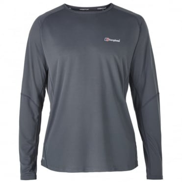 Tech Tee Long Sleeve Crew Neck