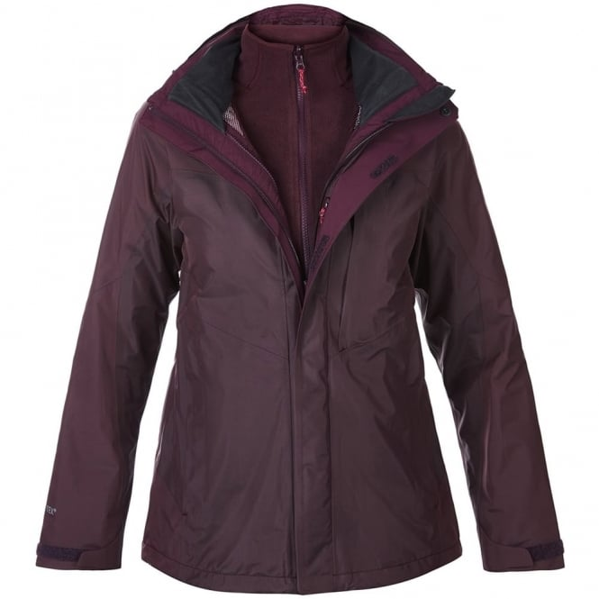 Berghaus Women's Island Peak 3 in 1 Jacket