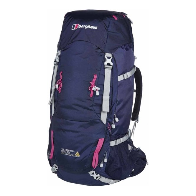 Berghaus Women's Wilderness 60+15