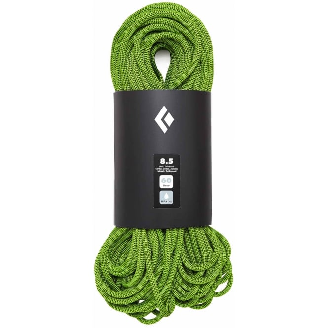 Black Diamond 8.5 Dry Rope 60m