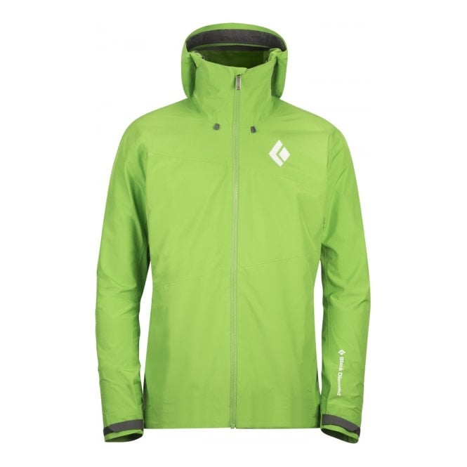 Black Diamond Liquid Point Shell Jacket