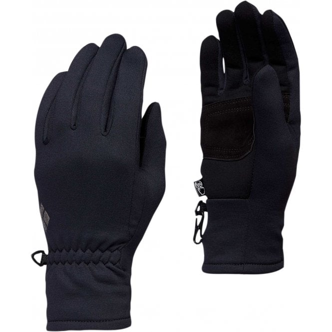 Black Diamond Midweight Screentap Liner Gloves