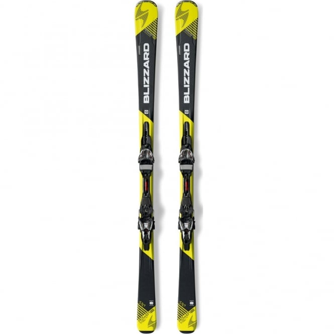 Blizzard Power S6 167 + P12 TCX Binding