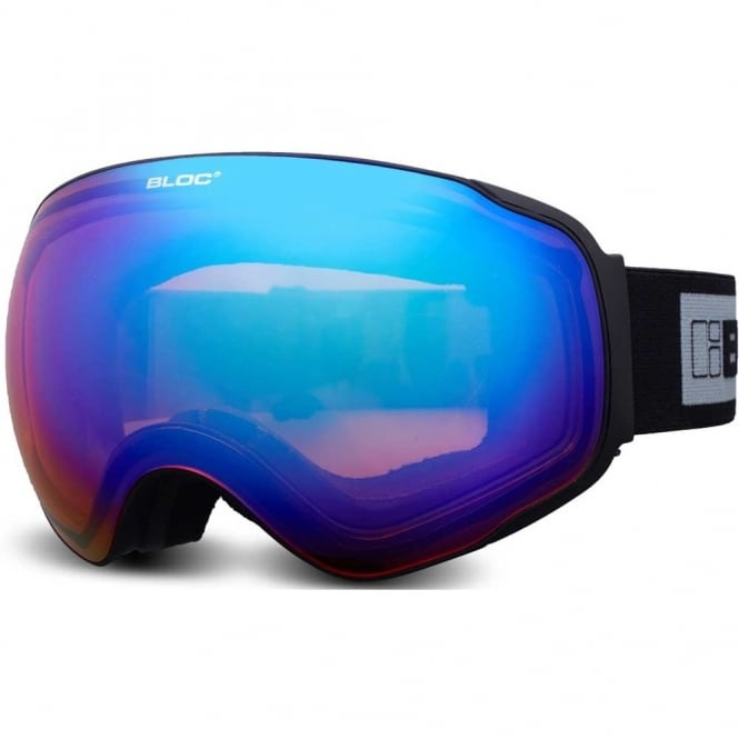 Bloc Evolution Blue Revo Goggles