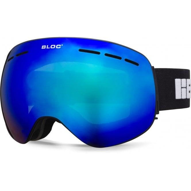 Bloc Sisty-Five L:Brown Blue Mirror