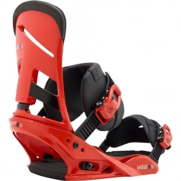 Mission Re:Flex Snowboard Bindings