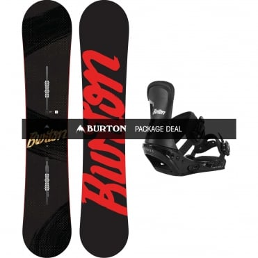 Ripcord 145cm Board + Infidel Package