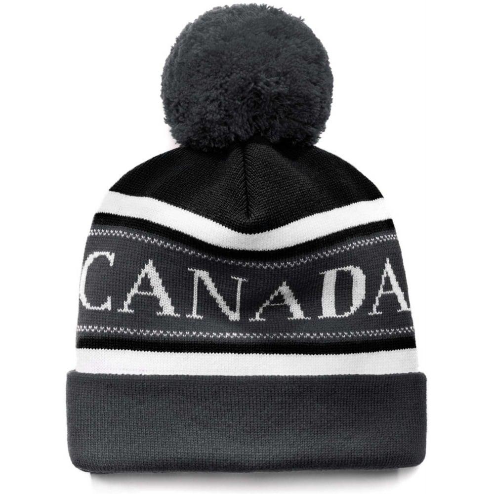 Canada Goose Merino Logo Pom Hat  4948f8413b6