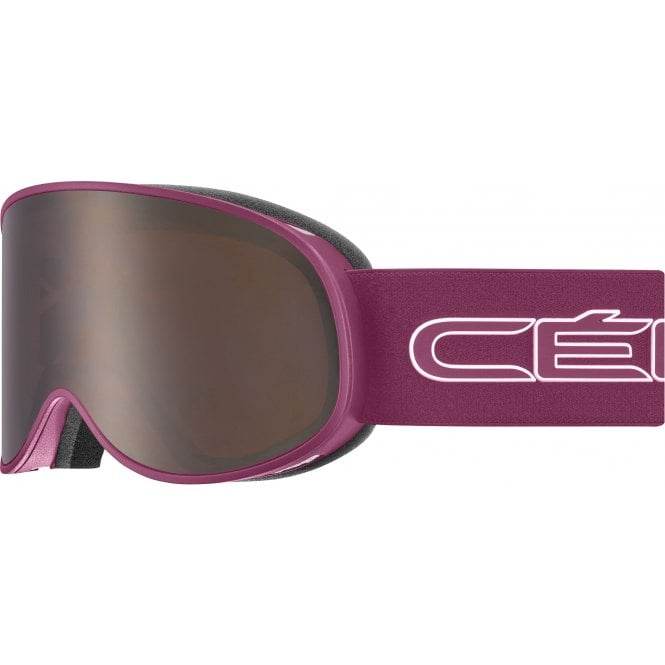 Cebe Attraction Cranberry/White