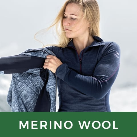 Merino Wool Base Layers | LD Mountain Centre