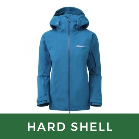 Hard Shell Jackets | LD Mountain Centre