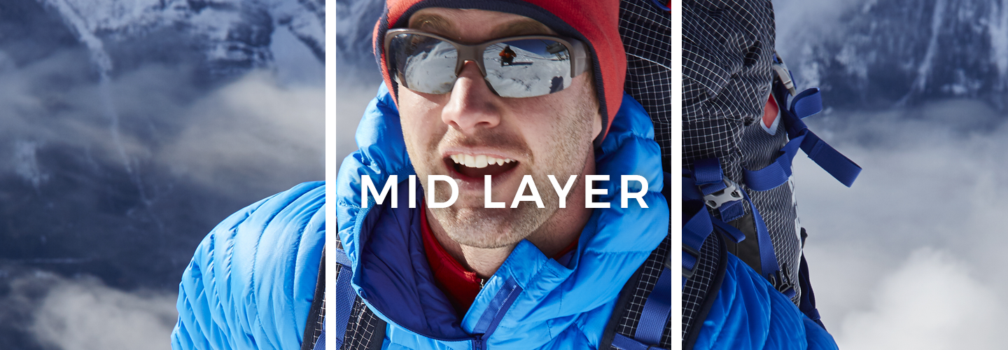 Mid Layers | LD Mountain Centre