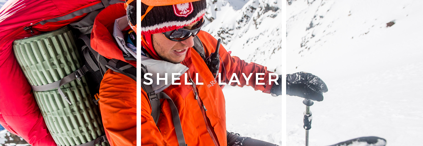 Outer Shell Layer | LD Mountain Centre