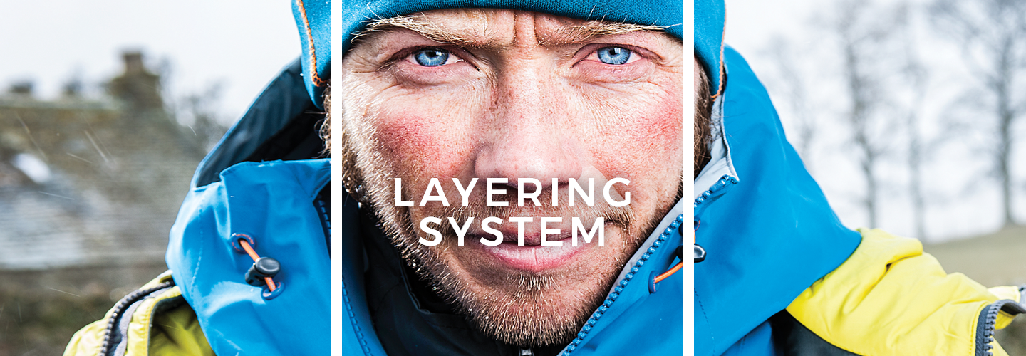 Buying Guide - The Layering System | LD Mountain Centre