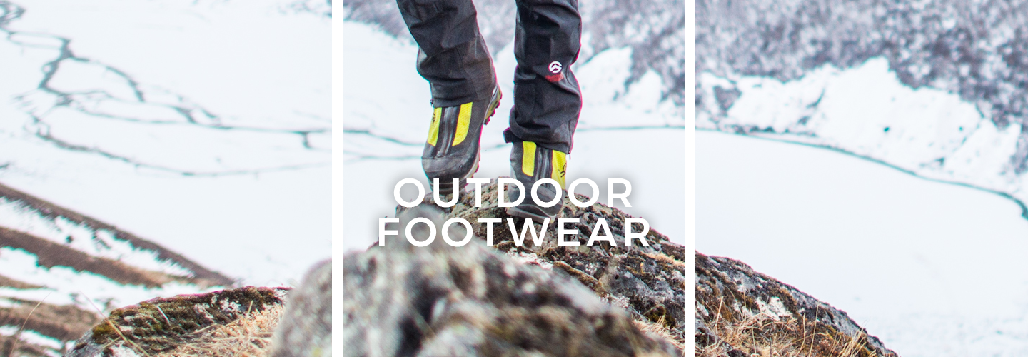 Buying Guide - Outdoor Footwear | LD Mountain Centre