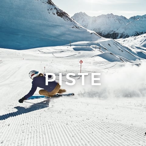 Piste Skiing | LD Mountain Centre