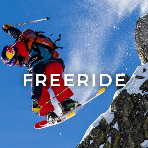 Freeride Skiing | LD Mountain Centre