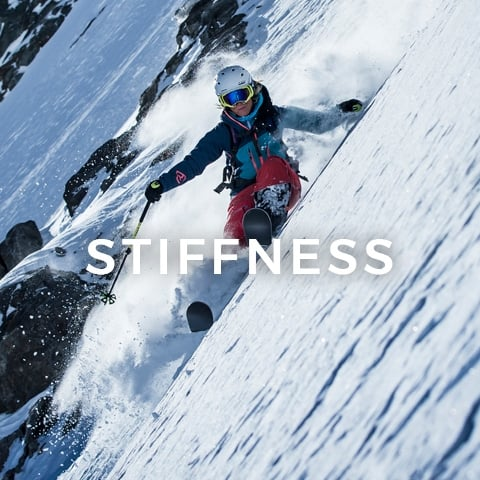 Ski Stiffness | LD Mountain Centre