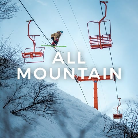 All Mountain Skis | LD Mountain Centre