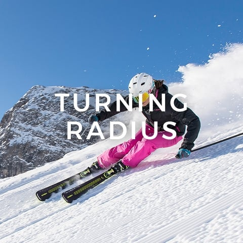Ski Turning Radius | LD Mountain Centre