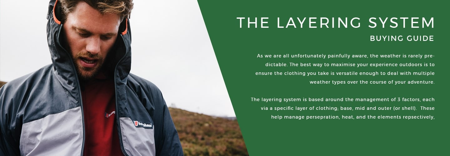 The Layering System | LD Mountain Centre