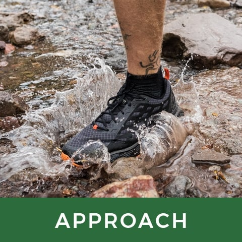 Approach Shoes | LD Mountain Centre