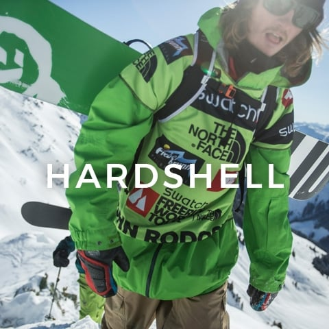 Snowboard Hardshell Layers | LD Mountain Centre