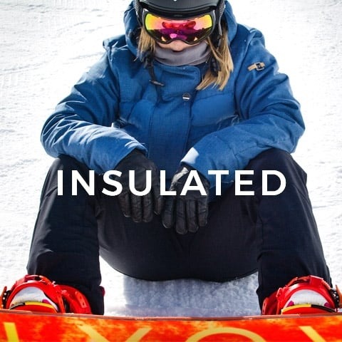 Snowboard Insulated Layers | LD Mountain Centre