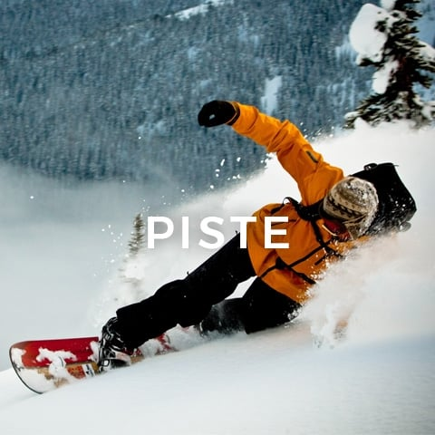 Snowboard Piste Clothing | LD Mountain Centre