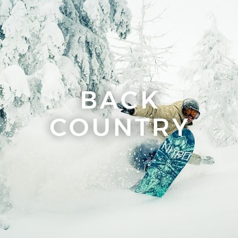 Snowboard Back Country Clothing | LD Mountain Centre